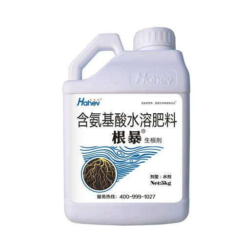 海餐沃生根剂-根暴